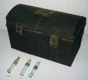 A Peddler's Trunk
